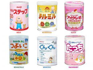 Top 6 loại sữa Nhật tốt nhất cho trẻ sơ sinh 1