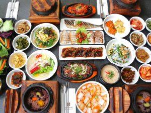 Top 5 quán ăn Hàn Quốc ngon nhất Sài Gòn 5