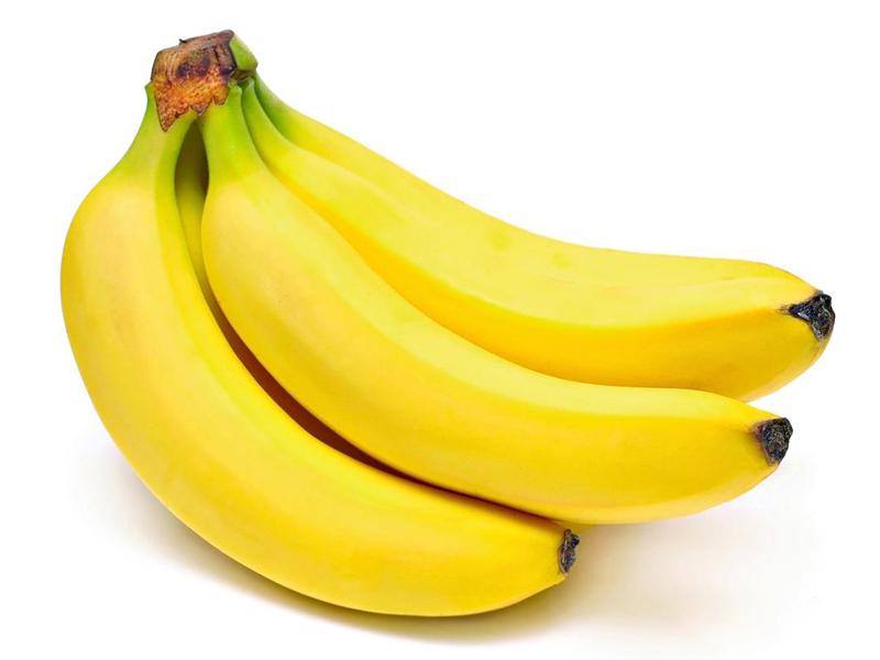 chuối là loại trái cây bổ dưỡng dàng cho bà bầu