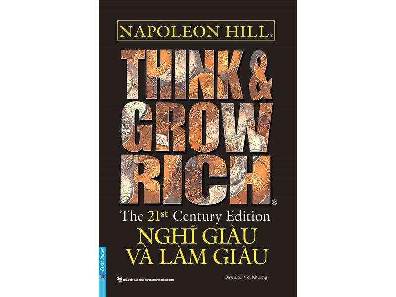 Sách dành cho người lãnh đạo Nghĩ Giàu và Làm Giàu – Napolleon Hill