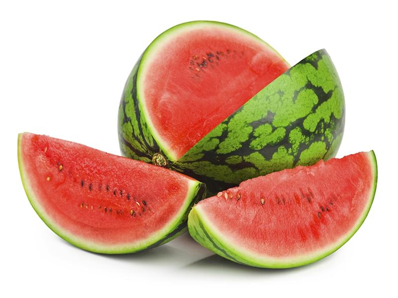 Dưa hấu được coi là một loại siêu thực phẩm giúp đánh tan mỡ bụng.