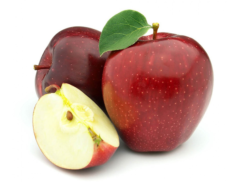 Táo là loại trái cây có chứa nhiều chất xơ và các dinh dưỡng khác, đặc biệt là vitamin C, quercetin…
