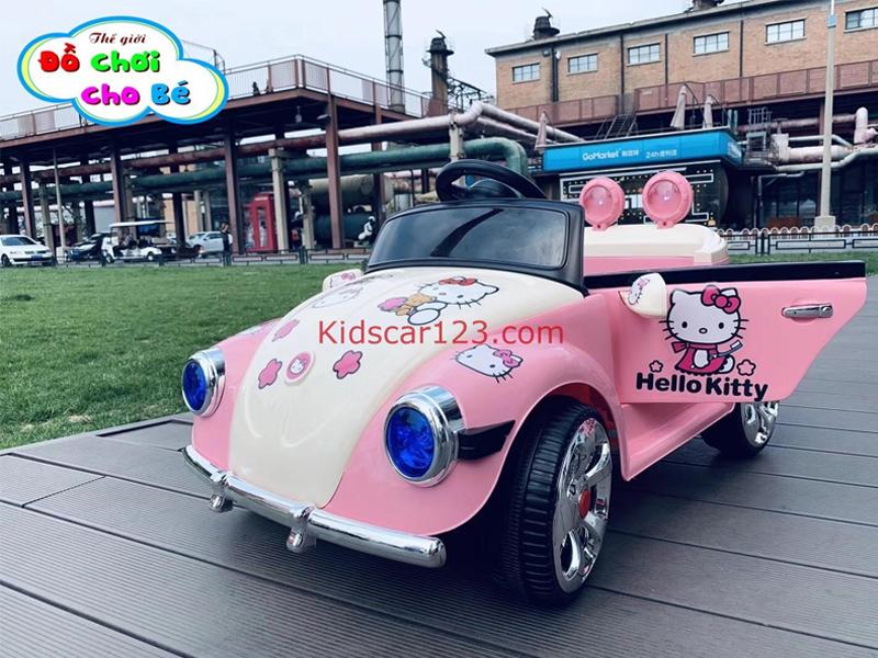 Top 6 cửa hàng bán xe điện trẻ em tốt nhất Sài Gòn 2