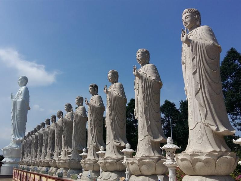 Top 6 ngôi chùa nổi tiếng linh thiêng ở Vũng Tàu 1
