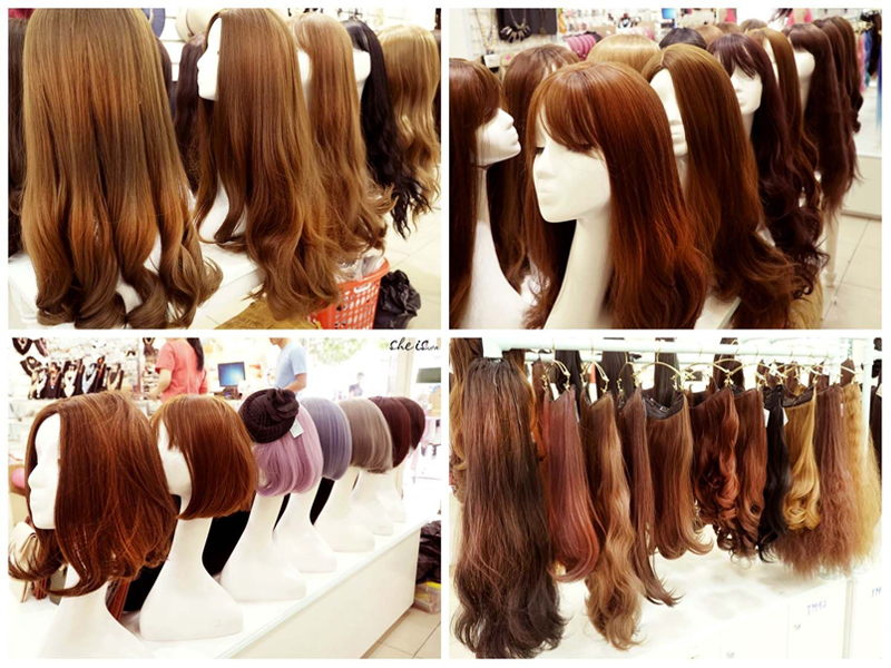 Top 10 shop bán tóc giả chất lượng nhất TP.HCM 5