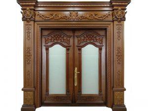 Top những cánh cửa gỗ đẹp 3