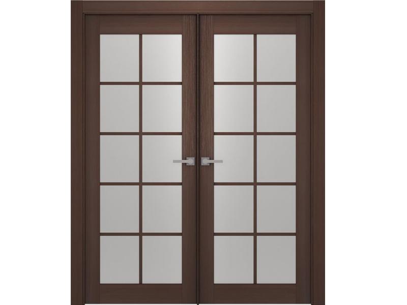Top những mẫu cửa gỗ 2 cánh đẹp 2020 26