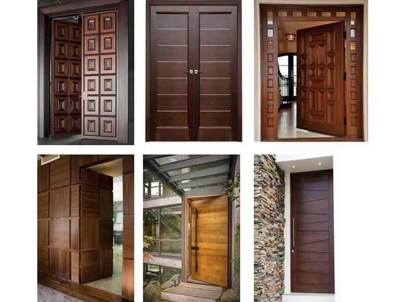 Top những cánh cửa gỗ đẹp 11