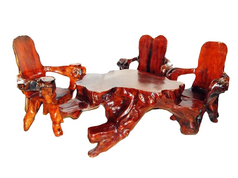 Bàn ghế mỹ nghệ dành cho phòng khách