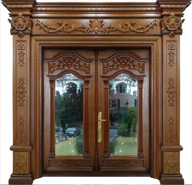 Top những cánh cửa gỗ đẹp 1