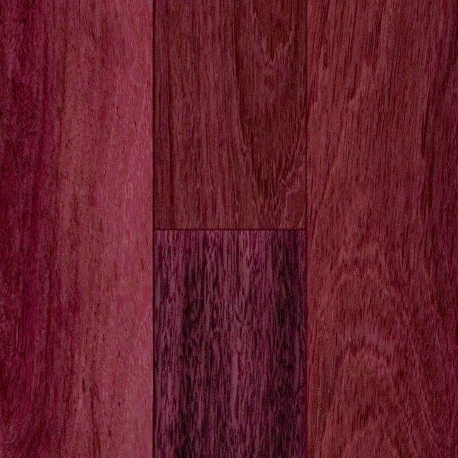 Lát nền nhà bằng  Gỗ Purple Heart