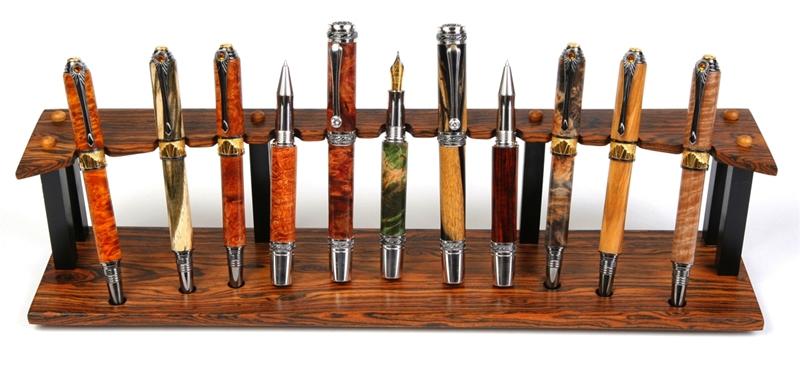 Bút làm bằng gỗ Bocote