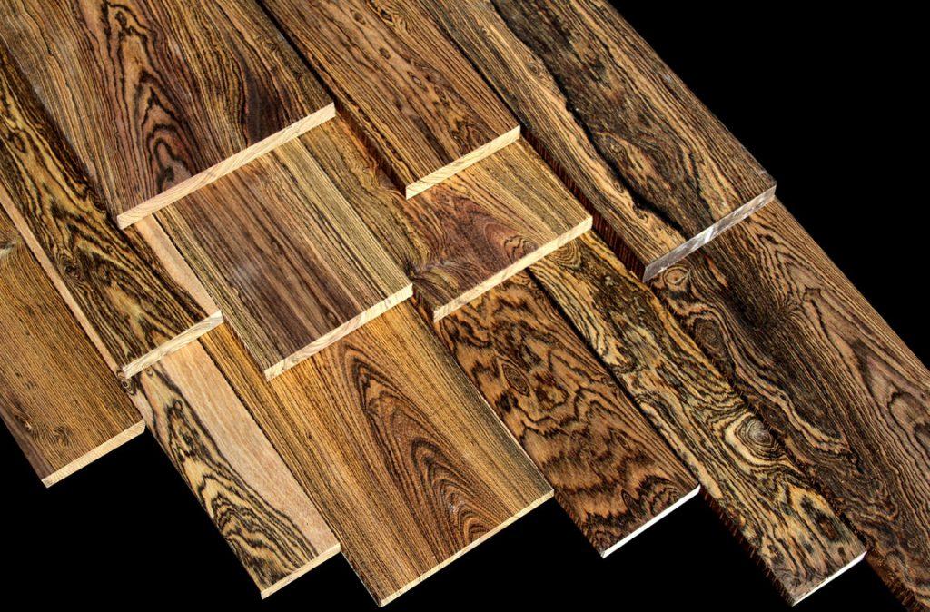 Tổng quan gỗ Bocote - Top 7 sản phẩm làm là từ gỗ Bocote 6