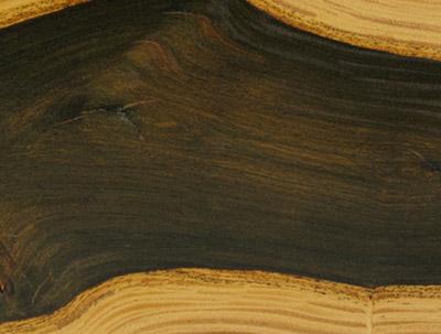 Màu gỗ Lignum Vitae