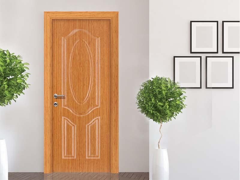 Top 10 mẫu cửa phòng gỗ đẹp 1