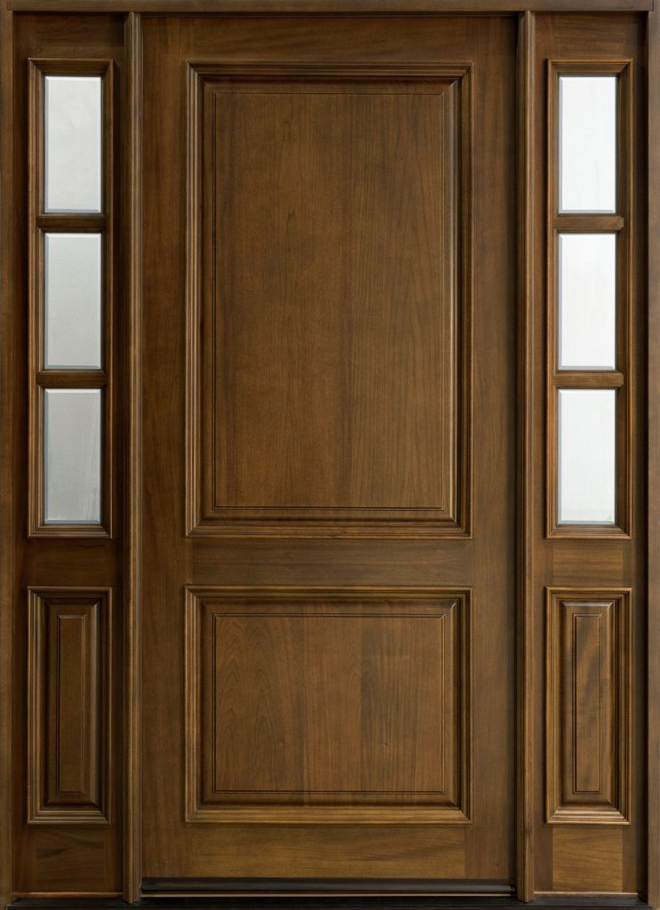 Cánh cửa phòng gỗ dành cho phòng khách của này danh cho các biệt thự cao cấp