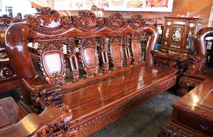 Tìm hiểu về gỗ cẩm lai - Gỗ cẩm lai có bao nhiêu loại 8