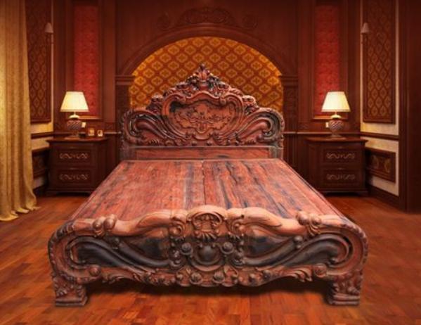 Tìm hiểu về gỗ cẩm lai - Gỗ cẩm lai có bao nhiêu loại 6