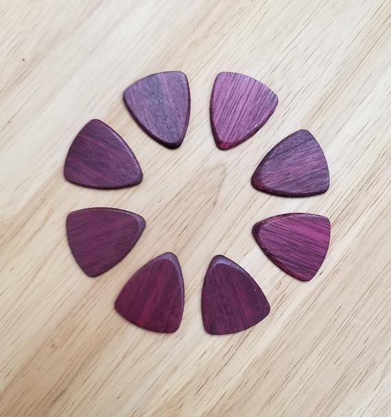 Vật trang trí làm bằng Gỗ Purple Heart