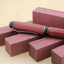 Gỗ purple heart (Gỗ trái tim màu tím) - Thuộc top 9 loại gỗ đắt nhất thế giới 4