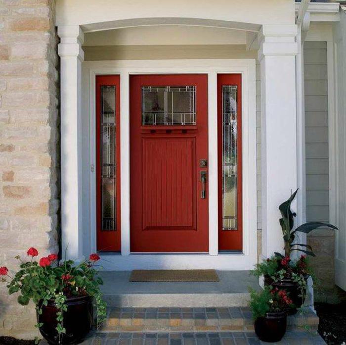Top 20+ mẫu cửa gỗ phòng khách đẹp 2020 12