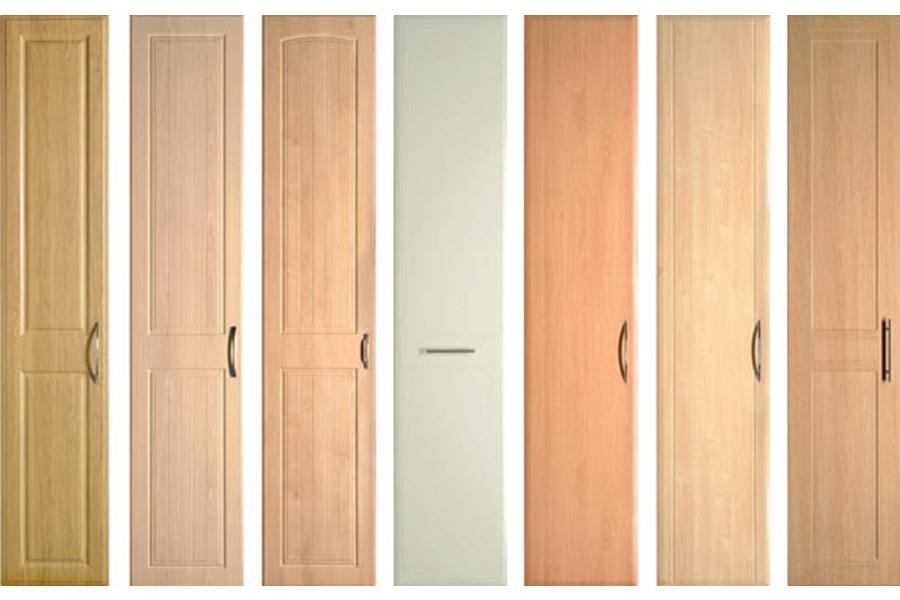 Về màu sắc tủ áo gỗ công nghiệp có nhiều màu sắc lựa chọn.