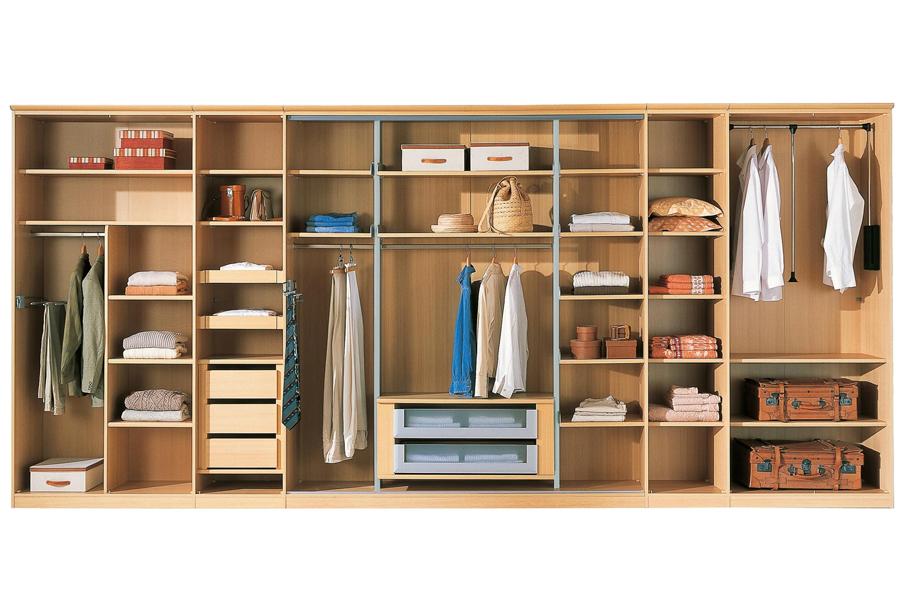 Nên lựa chọn tủ quần áo gỗ có kích thước từ 120 x 60 (cm).