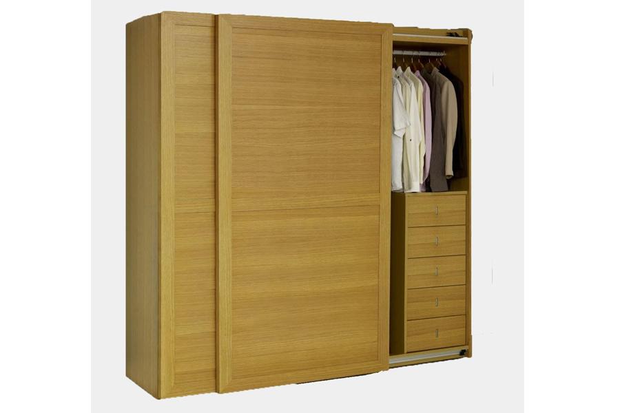 Top những mẫu tủ quần áo gỗ đẹp nhất 2020 3
