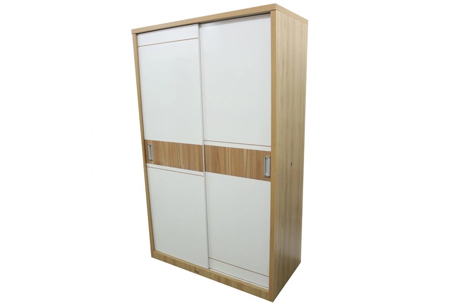 Tủ đựng quần áo cửa lùa có thể tiết kiệm tối đa không gian trong phòng