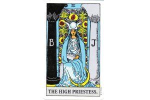 Ý nghĩa lá bài The High Priestess trong Tarot theo chuẩn Rider Waite Smith 7