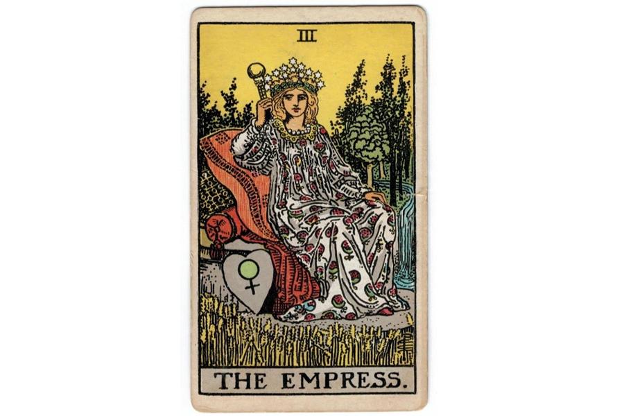 Ý nghĩa xuôi của The Empress