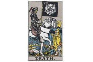 Ý nghĩa lá bài Death trong Tarot theo chuẩn Rider Waite Smith 9