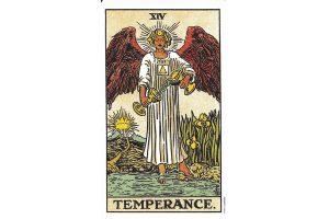 Ý nghĩa lá bài Temperance trong Tarot theo chuẩn Rider Waite Smith 8