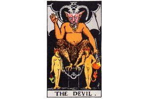 Ý nghĩa lá bài The Devil trong Tarot theo chuẩn Rider Waite Smith 7