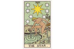 Ý nghĩa lá bài The Star trong Tarot theo chuẩn Rider Waite Smith 5