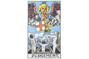 Ý nghĩa lá bài Judgement trong Tarot theo chuẩn Rider Waite Smith 2