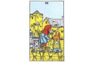 Ý nghĩa lá bài Six Of Cups trong Tarot theo chuẩn Rider Waite Smith 9