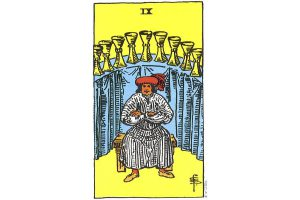 Ý nghĩa lá bài Nine Of Cups trong Tarot theo chuẩn Rider Waite Smith 6