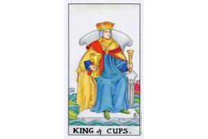 Ý nghĩa lá bài King Of Cups trong Tarot theo chuẩn Rider Waite Smith 1