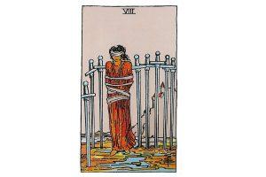 Ý nghĩa lá bài Eight Of Swords trong Tarot theo chuẩn Rider Waite Smith 6