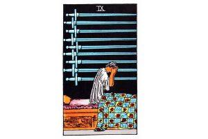 Ý nghĩa lá bài Nine Of Swords trong Tarot theo chuẩn Rider Waite Smith 5