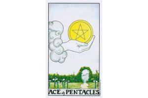 Ý nghĩa lá bài Ace Of Pentacles trong Tarot theo chuẩn Rider Waite Smith 6