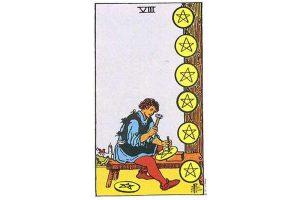 Ý nghĩa lá bài Eight Of Pentacles trong Tarot theo chuẩn Rider Waite Smith 7