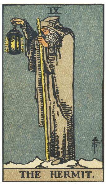 Ý nghĩa biểu tượng 78 lá bài Tarot theo chuẩn Rider Waite Smith 10