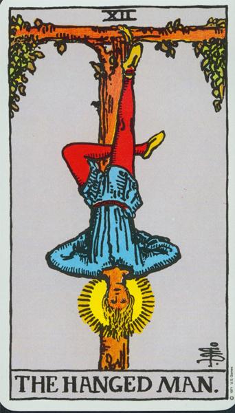 Ý nghĩa biểu tượng 78 lá bài Tarot theo chuẩn Rider Waite Smith 13