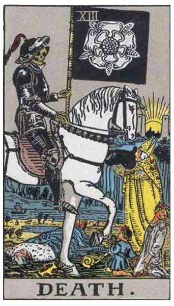 Ý nghĩa biểu tượng 78 lá bài Tarot theo chuẩn Rider Waite Smith 14