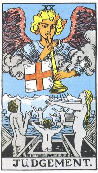 Ý nghĩa biểu tượng 78 lá bài Tarot theo chuẩn Rider Waite Smith 21