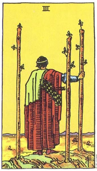 Ý nghĩa biểu tượng 78 lá bài Tarot theo chuẩn Rider Waite Smith 25