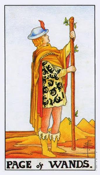 Ý nghĩa biểu tượng 78 lá bài Tarot theo chuẩn Rider Waite Smith 33