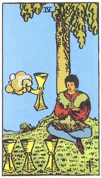 Ý nghĩa biểu tượng 78 lá bài Tarot theo chuẩn Rider Waite Smith 40